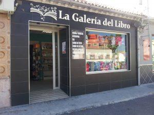 LA GALERÍA DEL LIBRO