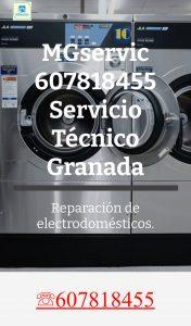 MG SERVIC REPARACIÓN ELECTRODOMÉSTICOS